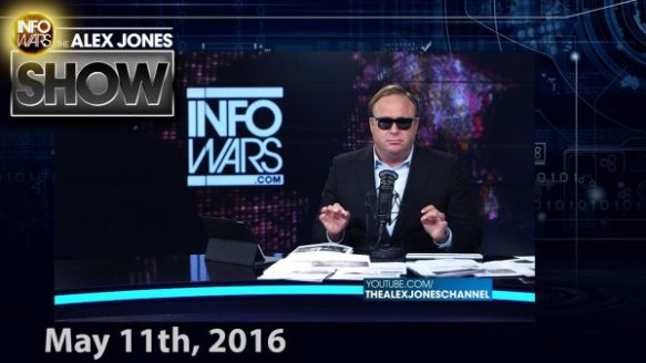 Alex Jones Sunglasses