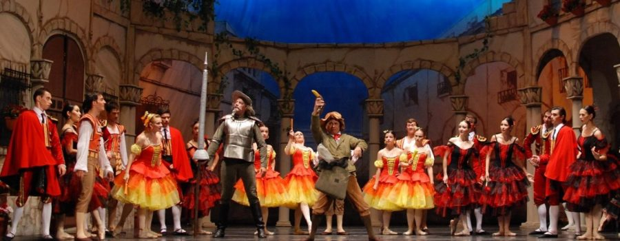 "Teatrul National de Opera si Balet ""Oleg Danovski"" Constanta - Inceput de stagiune 2016-2017"