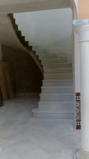Escalera caracol 8