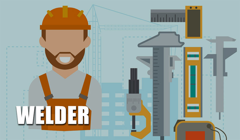 Welder Job Description, Salary, Requirements Construct-Ed - welder job description