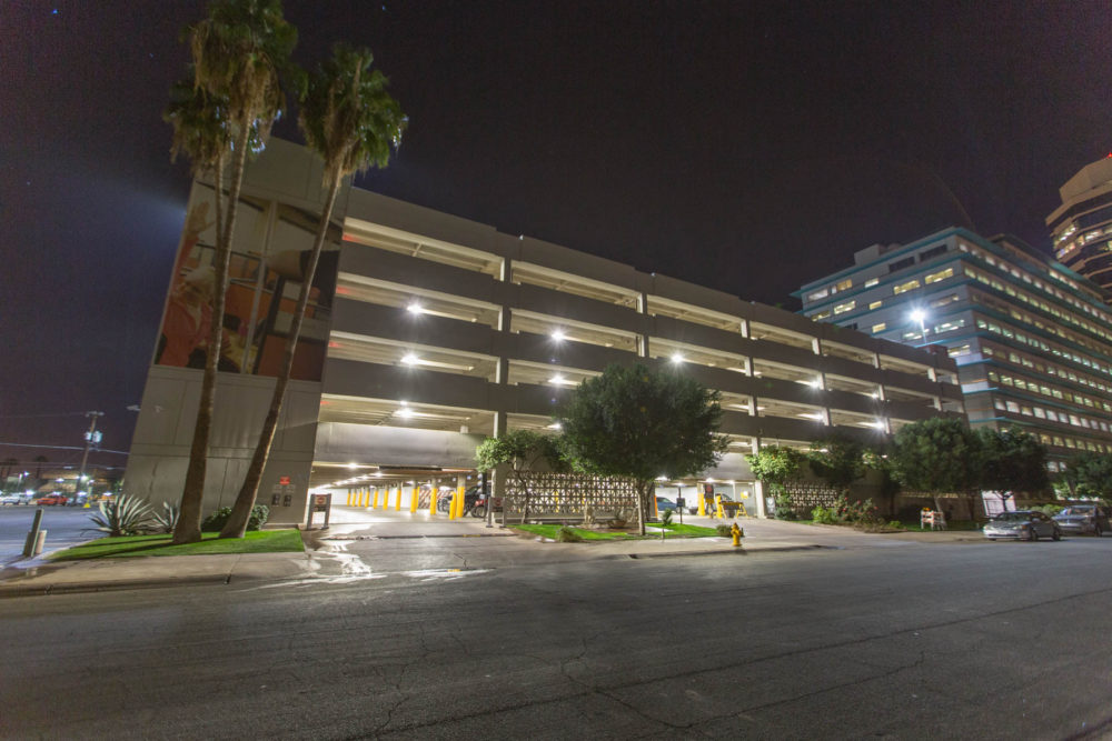 U-Haul turns on the lights for new garage - Construction Specifier