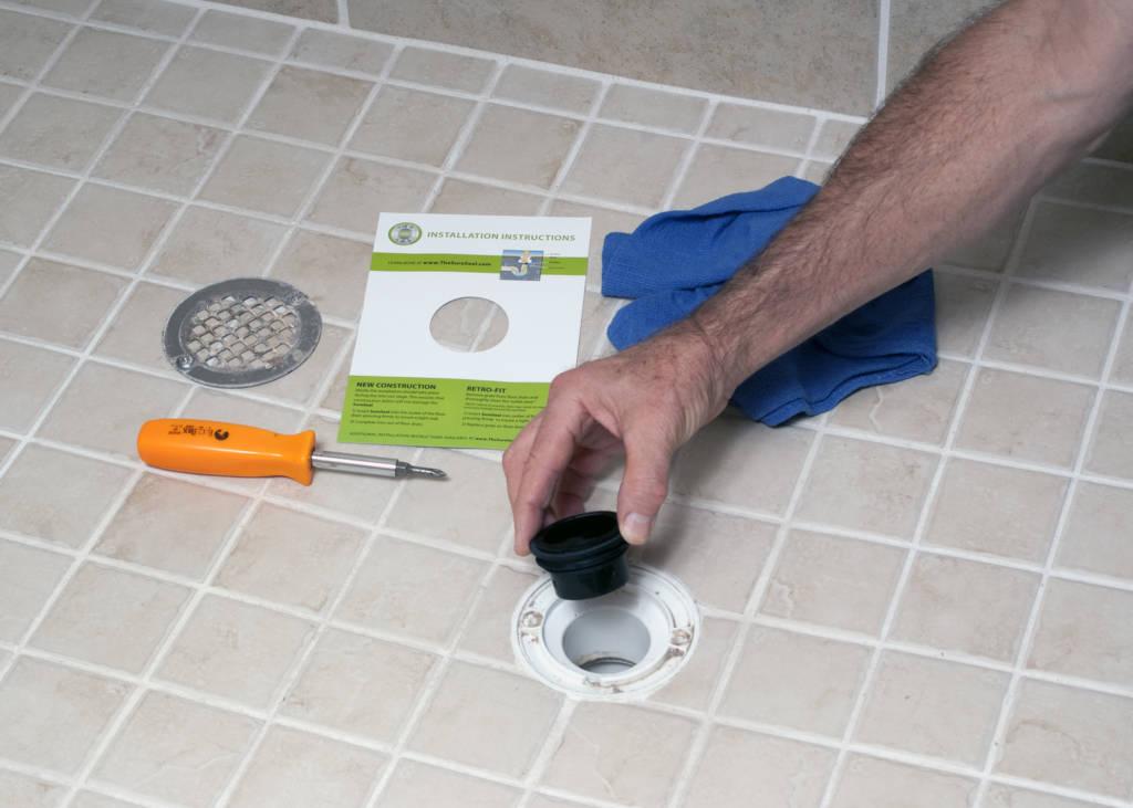 One Way Floor Drain Flooring Ideas And Inspiration