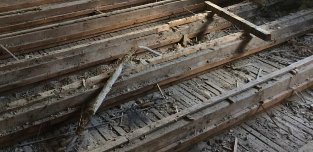 Planșeul din lemn
