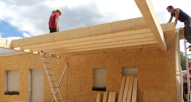 Mobic  des kits complets pour auto-construire sa maison bois - Maison En Bois Autoconstruction