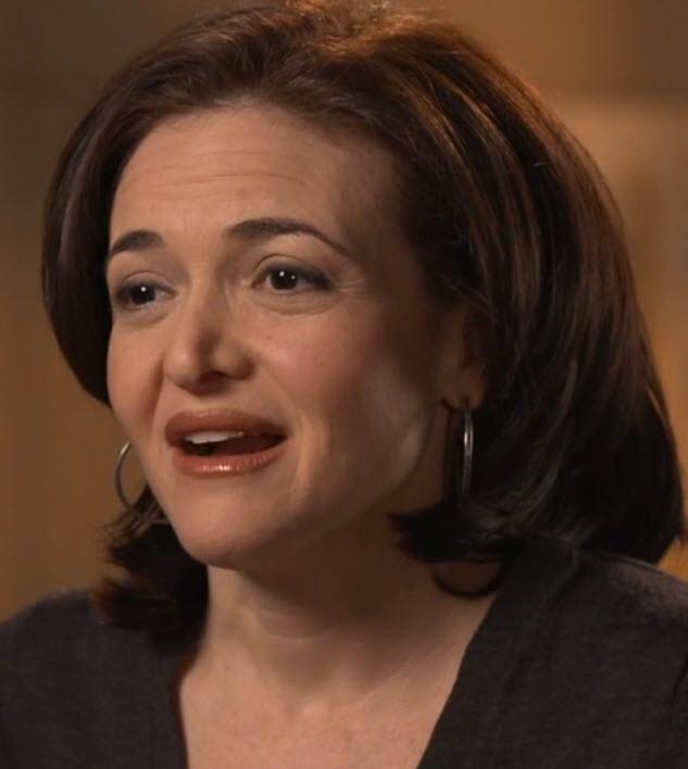 McKinsey interview Sheryl Sandberg Consultant\u0027s Mind