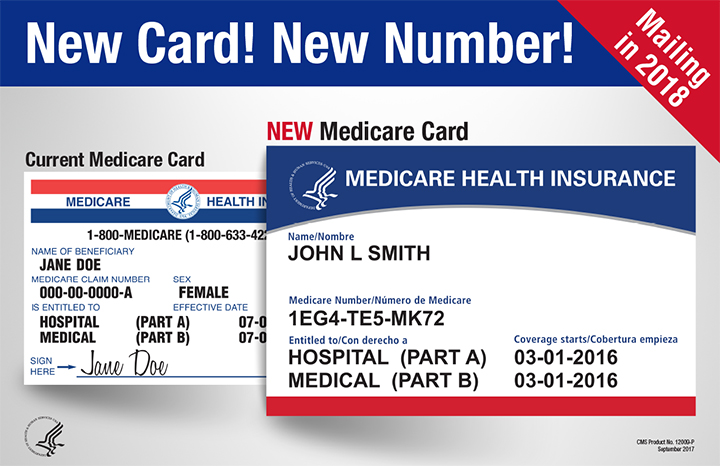 New Medicare cards coming soon Consumer Information