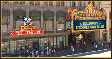 Insider Look At The El Capitan Theatre And Disney Soda