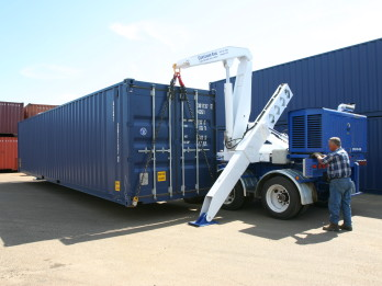 Specializing Quality Shipping Containers Container King