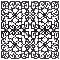 Filigree Dcor Screen Panels | The Container Store