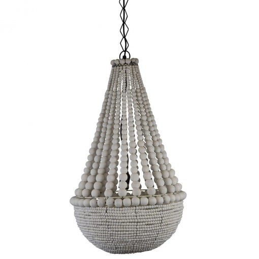 Alexander Pendant Light White