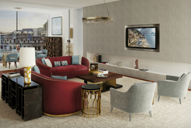 8 Must-Have Neutral Modern Rugs For Your Living Room - living room rugs modern