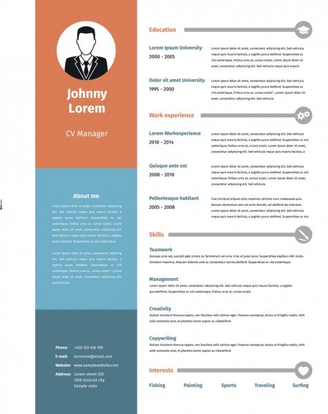 What Your Resume Should Look Like In 2017 Contemporary Staffing