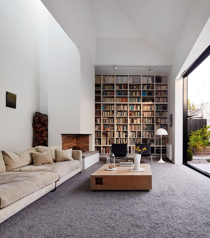 This Living Room Is Hot On Pinterest Today CONTEMPORIST - pinterest living rooms