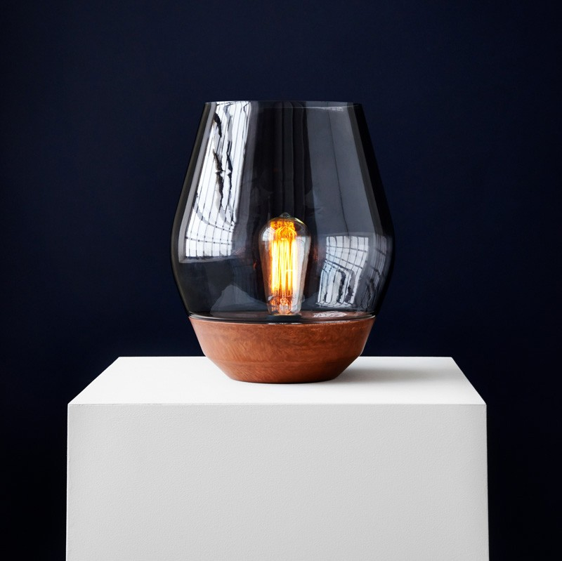 New Works Launches The Bowl Table Lamp Contemporist