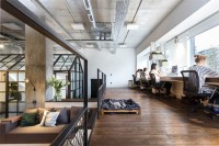 These interior designers have completed their own office ...