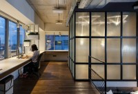 These interior designers have completed their own office