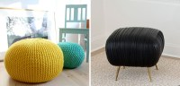 What's The Difference Between A Pouf And An Ottoman ...