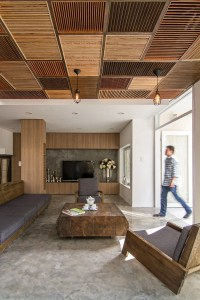 20 Awesome Examples Of Wood Ceilings That Add A Sense Of ...