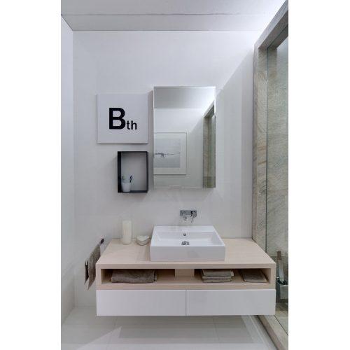Medium Crop Of Contemporary Bathroom Shelves