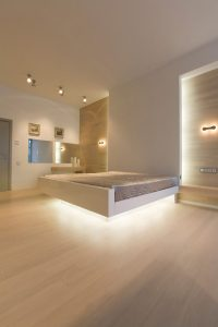 9 Examples Of Beds With Hidden Lighting Underneath ...