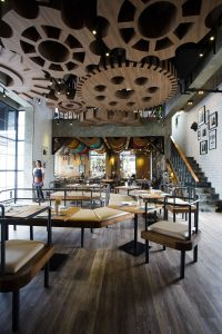 13 Amazing Examples Of Creative Sculptural Ceilings ...