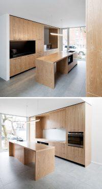 Kitchen Island Lighting Idea - Use One Long Light Instead ...