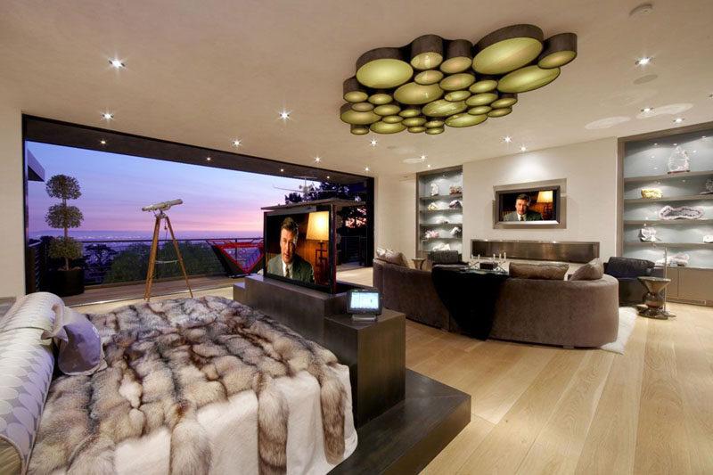 7 Ideas For Hiding A TV In A Bedroom CONTEMPORIST - tv in bedroom ideas