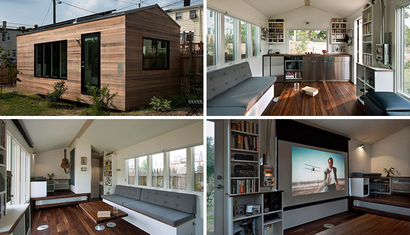 This Small House Is Filled With Design Ideas To Maximize Living - tiny home ideas