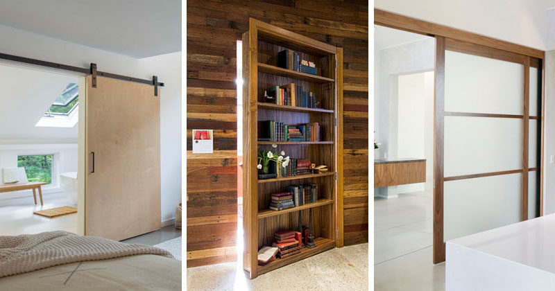 Interior Design Ideas 5 Alternative Door Designs For