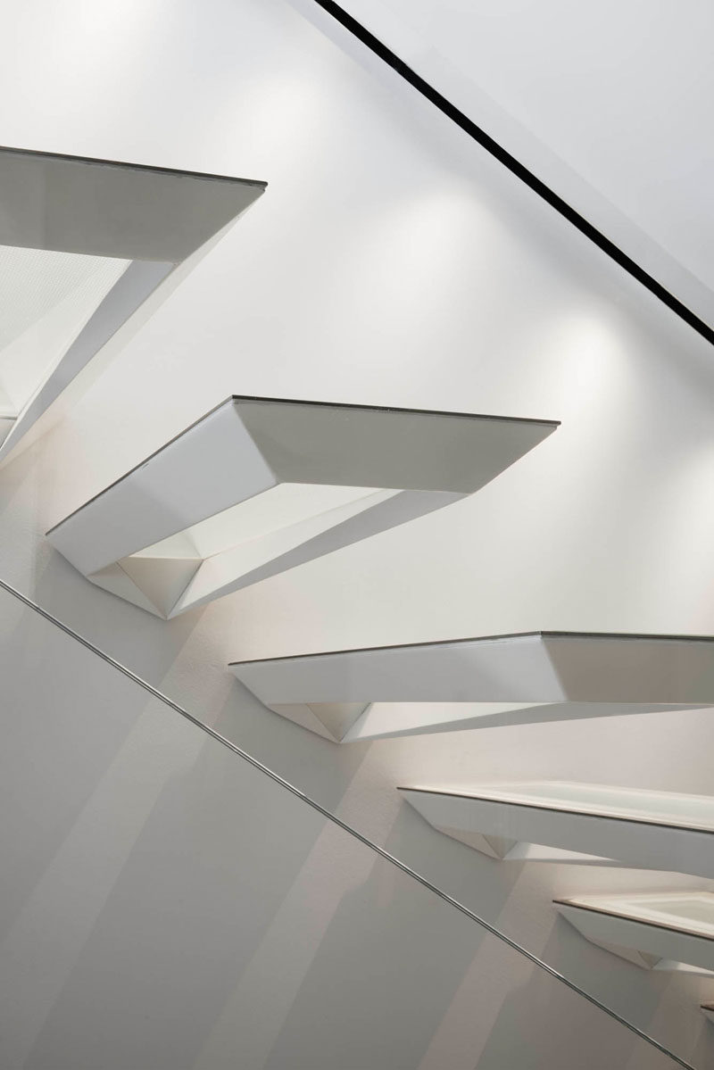 These Stairs Were Inspired By The Japanese Art Form Of