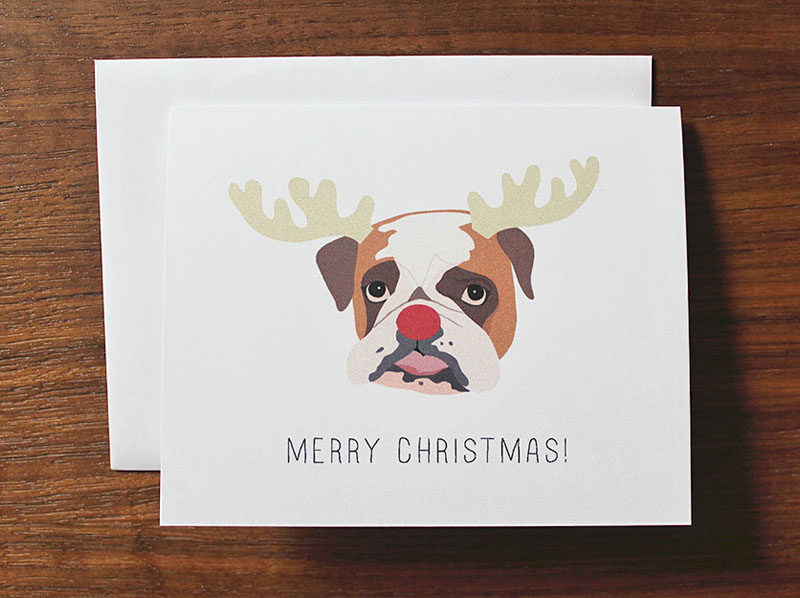 14 Examples Of Modern Christmas Cards To Keep Your Holidays