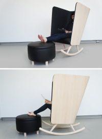 Furniture Ideas - 14 Awesome Modern Rocking Chair Designs ...