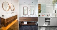 5 Bathroom Mirror Ideas For A Double Vanity - architecture ...