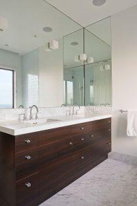 Bathroom Mirror Ideas - Fill The Whole Wall | CONTEMPORIST