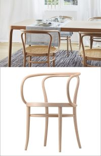 Furniture Ideas - 14 Modern Wood Chairs For Your Dining ...