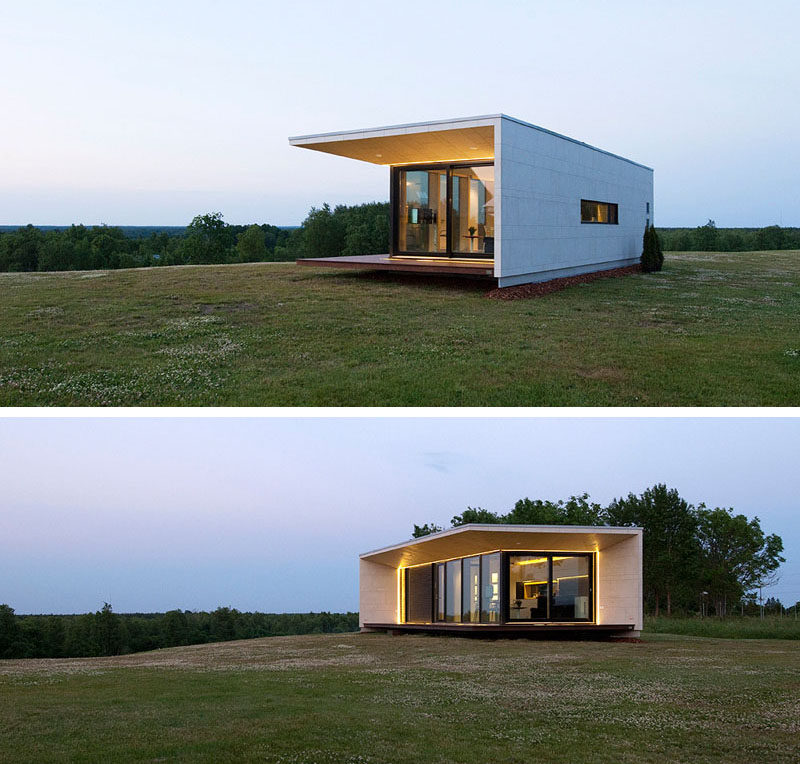 11 Small Modern House Designs From Around The World CONTEMPORIST - modern small house design