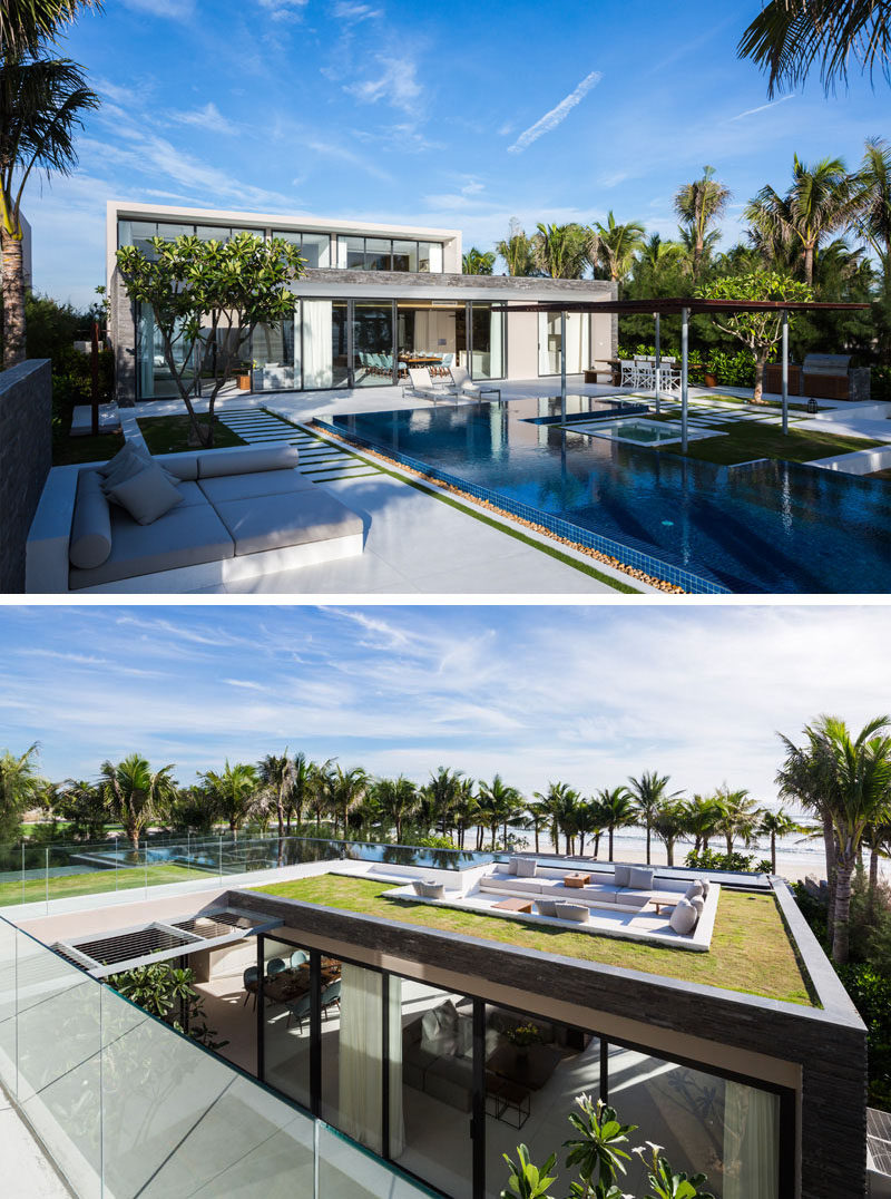 Large Of Modern Beach House