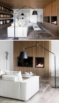 8 TV Wall Design Ideas For Your Living Room | CONTEMPORIST