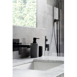 Small Crop Of Grey And White Bathroom