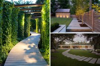 14 Modern Walkways And Paths That Are Creative And