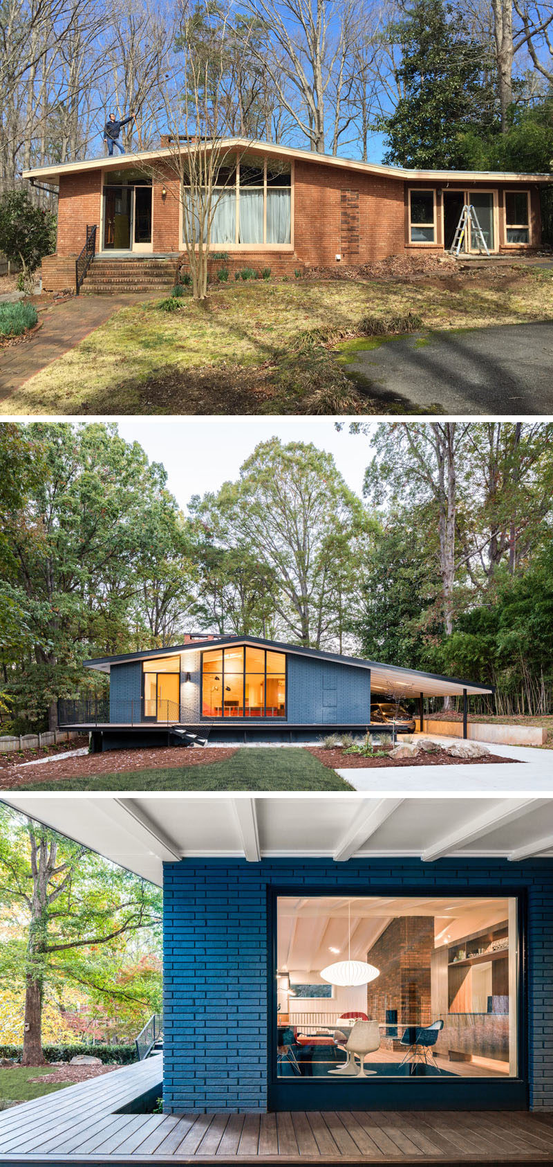 Large Of Mid Century Modern Exterior