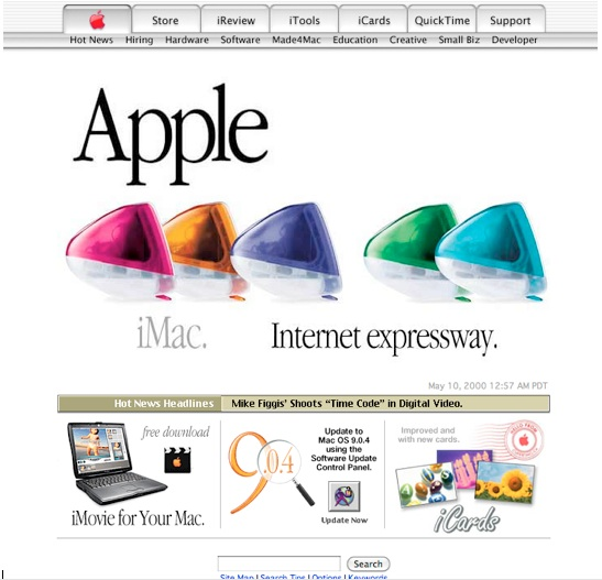 apple ad, your brand's most compelling story, CMI