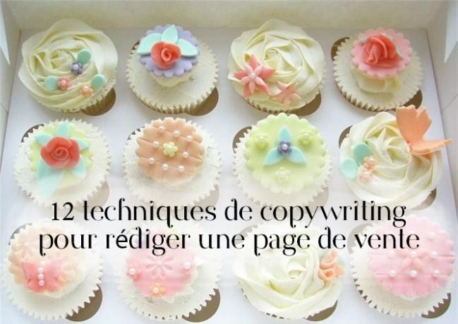 rédiger page de vente copywriting