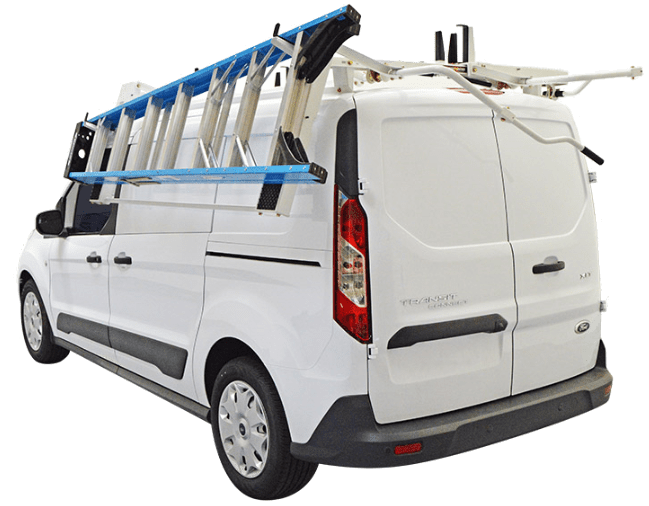Ez Lodowntm Ladder Rack For Vans