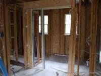 Door Frame: Framing A Pocket Door