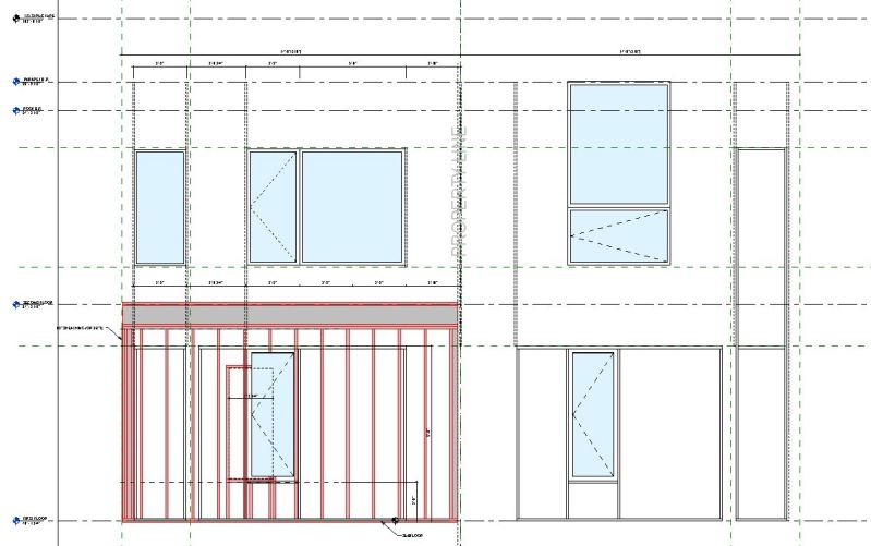 Large Of Framing A Window