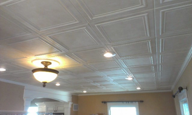 Room Too Small For Coffered Ceiling?? - Remodeling - Contractor Talk
