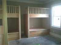 Useful Built in bunk bed plans ~ daily woodworking