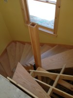 Winder Staircase - Carpentry Picture Post - Contractor Talk