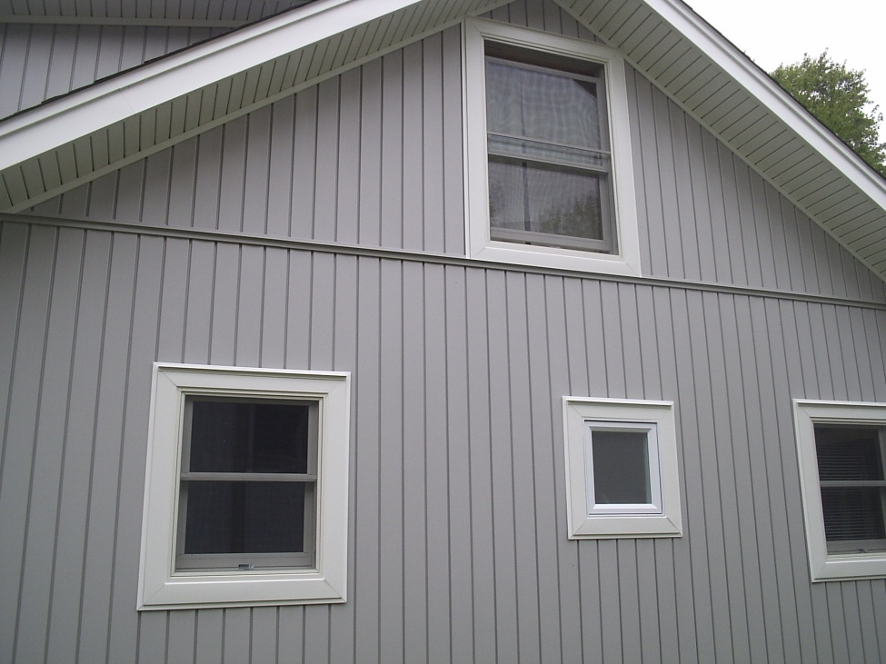 Vinyl Board And Batten Siding Questions - Windows, Siding And
